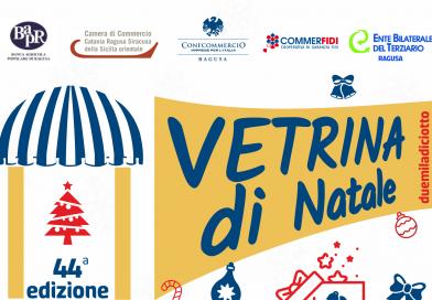 """44^ EDIZIONE DEL CONCORSO """"VETRINA DI NATALE"""""""