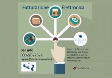 FATTURA ELETTRONICA: SUBLIMAPP PER EMISSIONE E CONSERVAZIONE E-FATTURA