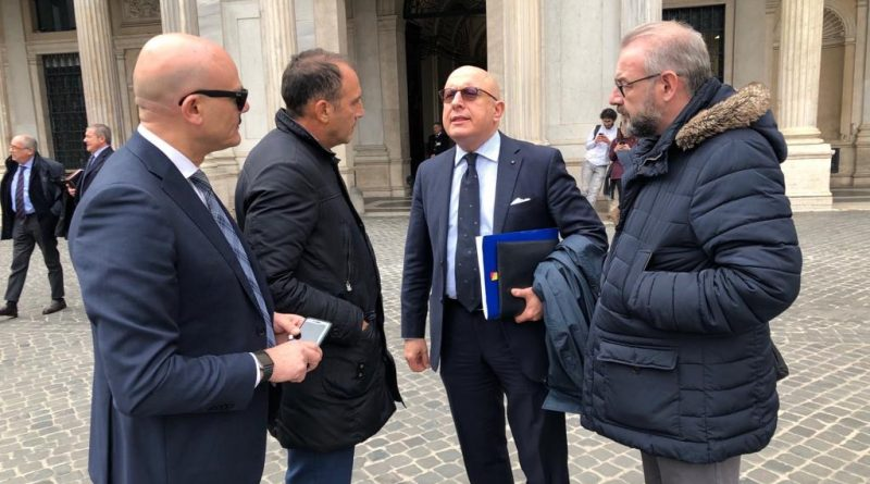 PROGETTO PER LA REALIZZAZIONE DELLA RAGUSA-CATANIA, SUPERATO QUESTA MATTINA A ROMA LO SCOGLIO DEL PRE CIPE