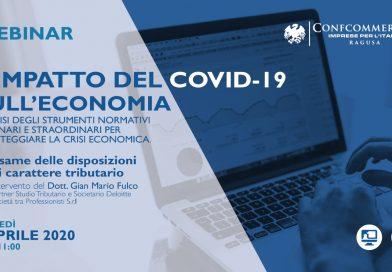 L'impatto del Covid-19 sull'economia