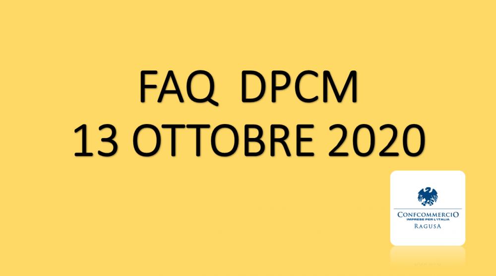 FAQ DPCM