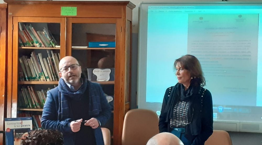 Gregorio Lenzo e Vittoria Lombardo