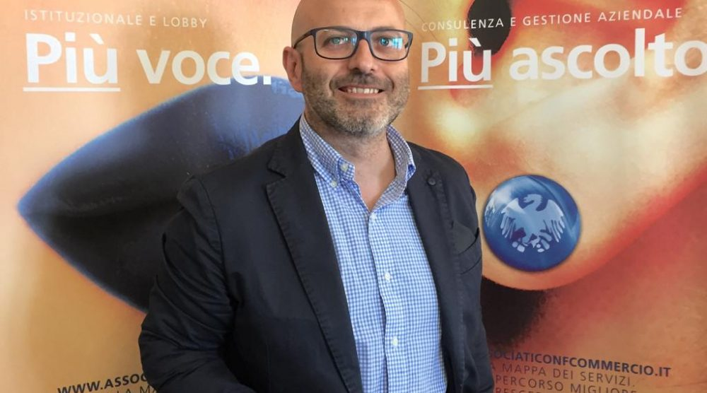 Gregorio Lenzo presidente Confcommercio Vittoria