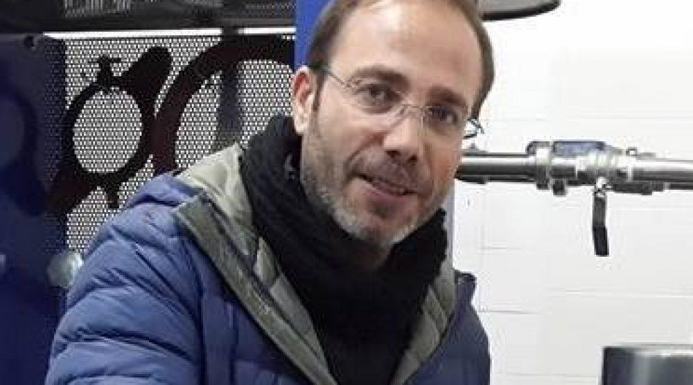 Il presidente Confcommercio Chiaramonte Danilo Scollo foto