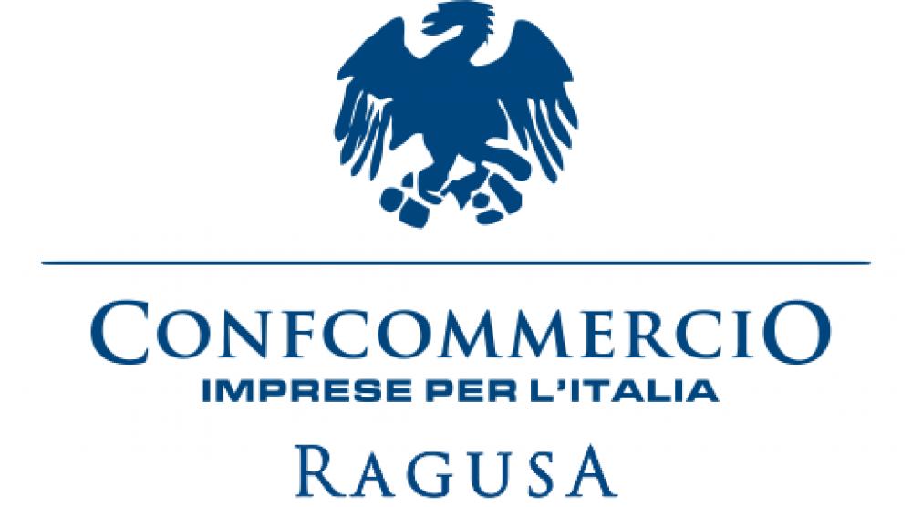 LOGO CONFCOMMERCIO RAGUSA