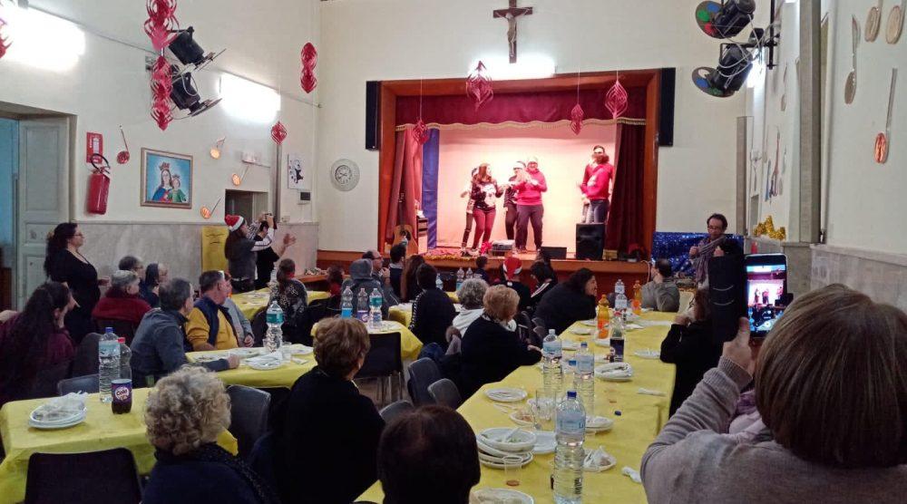 La serata di solidarietà a Pozzallo