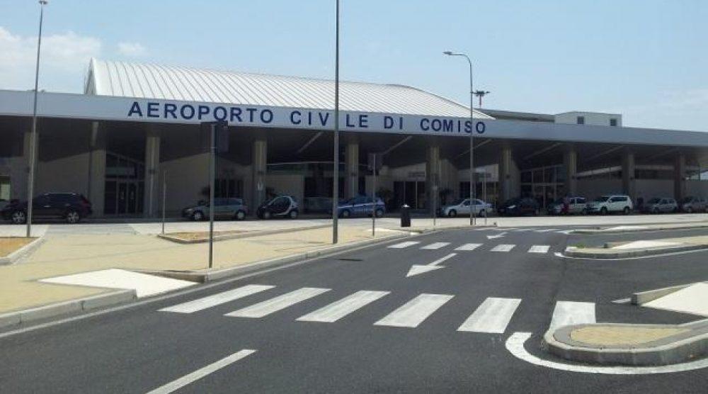 L'aeroporto di Comiso
