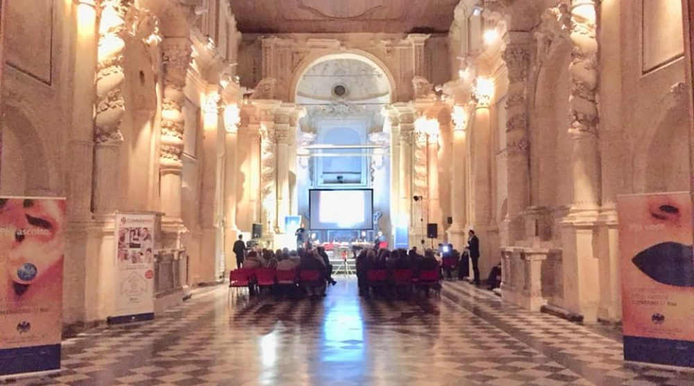 L'iniziativa tenutasi al San Vincenzo Ferreri di Ragusa