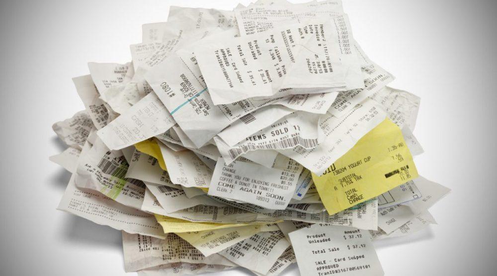 Lotteria degli scontrini foto generica