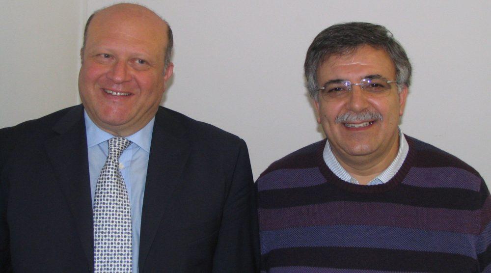Roberto Sica e Lorenzo Battaglia