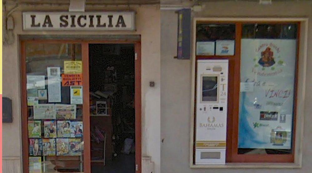 Tabaccheria Vendemmia a Ispica-1