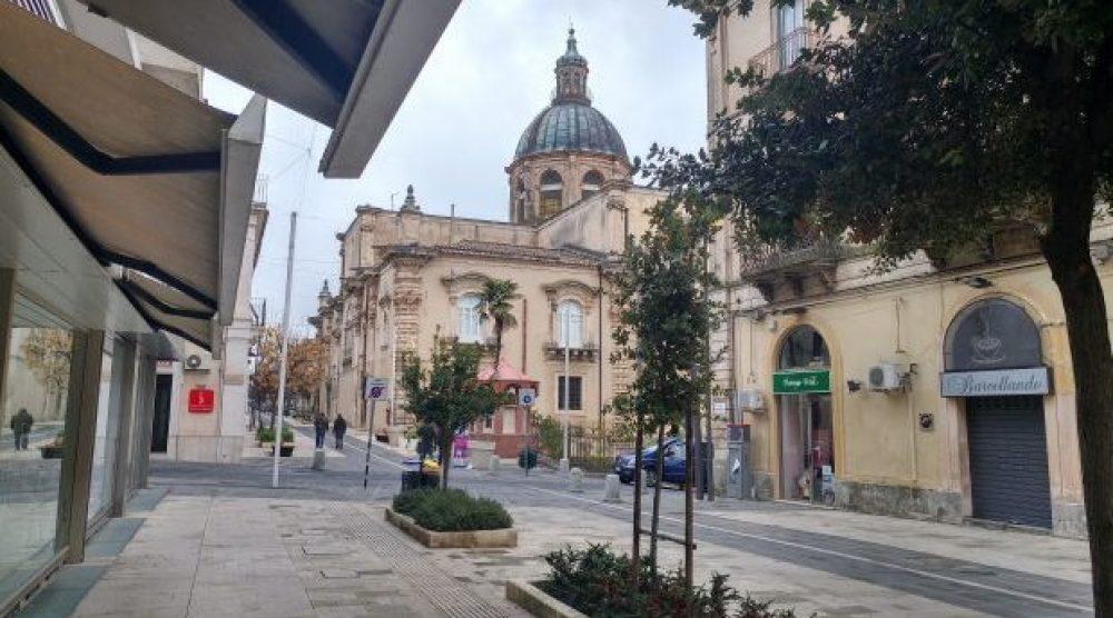 Via Roma il cuore di Ragusa